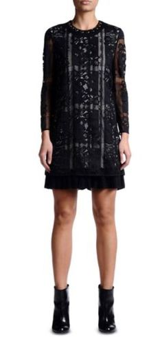 Dress Lace Dress Lace, Formal Dresses, Fashion, Dresses For Formal, Moda, Lace Dress, Fashion Styles, Fasion, Gowns