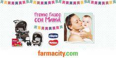 Farmacity - Completá tus datos y participá por un cochecito Chicco y un mes de pañales Huggies gratis!
