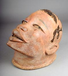 Makonde Muti Wa Lipiko Helmet Mask, Tanzania http://www.imodara.com/item/tanzania-makonde-muti-wa-lipito-head-of-the-lipiko-helmet-mask/