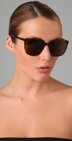 WANT <3  oliver peoples sunglasses - GET THIS LOOK NOW ONLY AT www.shopbop.com/?extid=affprg-7101999