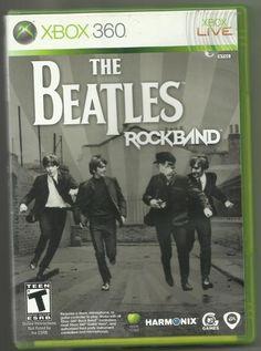 Free XBOX 360 Beatles Rock Band Free Shipping
