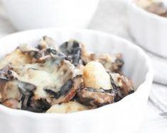 Poêlée de champignons à la béchamel allégée et citron : http://www.fourchette-et-bikini.fr/recettes/recettes-minceur/poelee-de-champignons-la-bechamel-allegee-et-citron.html