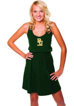 #Baylor smocked dress -- $48.00 at Baylor Bookstore #SicEm