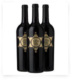 Buena Vista Winery | Legendary Badge