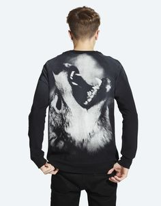 Buy Rabid Crewneck at #DropDead Clothing #SteelCitiesFinest