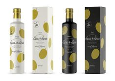 Gamme d'huiles d'olive Luca & Linus