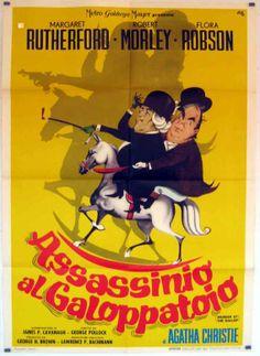 ASSASSINIO AL GALOPPATOIO