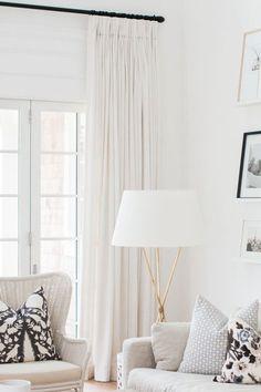 Belgian Linen curtains Linen drapes Multiple colors Custom