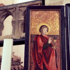 Altarbild im Dom von Merseburg  #diewocheaufinstagram #ausflug #momentaufnahme #altstadt #merseburg #merseburgerdom