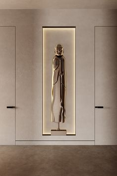 "Project ""The Rakhine house"", design of apartment, zen interior style, photo Niche Design, Foyer Design, Lobby Design, Entrance Design, Deco Design, Wall Design, House Design, Design Design, Bedroom Designs"