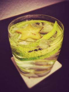 Green Apple / Litchee / Tonic