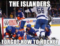 The Islanders forgot how to hockey #hockey Valtteri Filppula #goal #NHL.