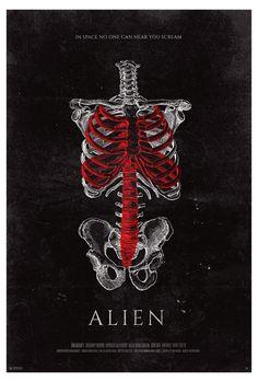 Alien by David Graham