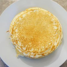 Receita de Panquecas com farinha de arroz