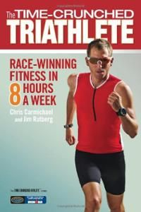 The Time-Crunched Triathlete presents a fast-paced triathlon training program that delivers competitive speed without the time demands of conventional approaches. In as few as 8 hours a week, triathletes can develop the speed and endurance they need to be competitive in triathlon, from sprint to half-iron distance races. Read more!