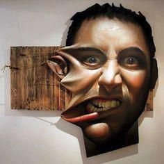 belin - Street Art by Belin  <3 <3