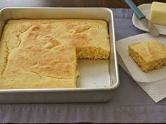 cornbread  Dry Ingredients  1 cup gluten-free cornmeal  1/2 cup white rice flour  1/2 cup sweet rice flour  1/4 cup granulated sugar  1 tablespoon baking powder  1/2 teaspoon salt  1/4 teaspoon xanthan gum     Wet Ingredients  2 large eggs  1 cup milk  2 tablespoons unsalted butter, melted