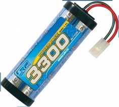 Batería 7,2V-3300mAh NiMh Powerpack