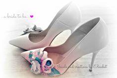 #Bridalshoes #Bridalhighheels