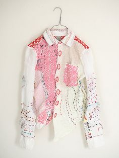 特集 「しょうぶ学園ヌイ(nui)プロジェクトのシャツ展」へのお誘い イオグラフィック もっと見る