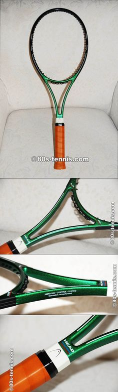 Head Elite Pro (as played e.g. by Conchita Martinez / ESP) - 80s-tennis.com