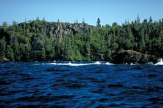Isle Royale National Park Lake Superior, Michigan US