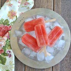 Citrus Watermelon Popsicles