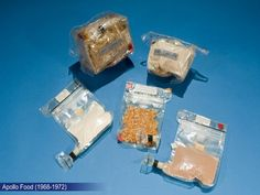 A Visual History of NASA Space Food