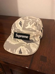 wholesale dealer 0e038 ea564 Supreme SS16 white tiger camo box logo hat  fashion  clothing  shoes   accessories