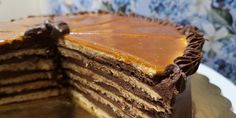Legfinomabb torta a világon tutti! Tiramisu, Chocolate, Cake, Ethnic Recipes, Food, Recipes, Pastel, Schokolade, Kuchen