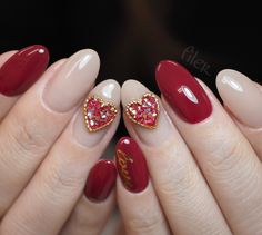 #nail#nailsalon#newnail#swag#love#cute#fashion#filer#gelnails#フィレール#美甲#自由が丘ネイルサロン#ネイル#ジェルネイル#ボルドーネイル#冬ネイル#バレンタインネイル#ハートネイル#クリスマスネイル#뷰스타그램#маникюрист#Maniküre#manicura