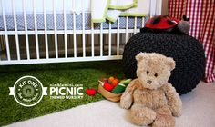 "A ""picnic"" themed interior design kit for DIY mamas. Includes: a gallery of photos, theme inspiration, 13-pages of resources and designer advice on how to set up and style your new nursery.  http://ellysa-evans.com/nimblemini/theme-picnic.html #interiordesign #nursery #DIY #picnic"