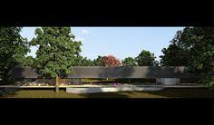 CASA FLORA (CF) | GR Consultoria Flora, Mansions, Studio, House Styles, Home Decor, Home, Decoration Home, Manor Houses, Room Decor
