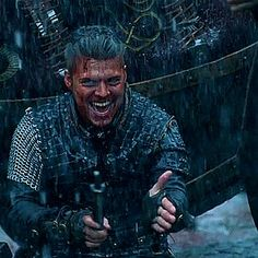 Ragnar Lothbrok Vikings HD Wallpaper