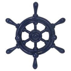 Ship Wheel Hooks - Pillowfort™