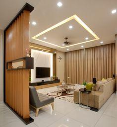 Interior design by GI Design Sdn Bhd Living Rooms, Living Room Decor, Ui Design, House Design, Tv Panel, Living Room Tv Unit Designs, Interior And Exterior, Interior Design, Tv In Bedroom