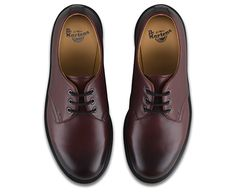 1461 ANTIQUE TEMPERLEY CHERRY RED DR MARTENS