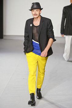 agnès b. Spring 2012 Menswear - via @kennymilano