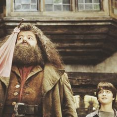 Hagrid and Harry - Love Me Good
