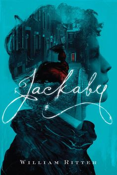Jackaby - Cover Design by Joel Tippie