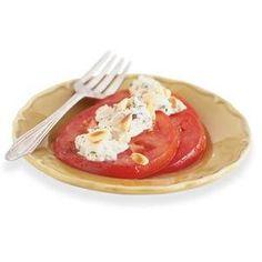 Tomatoes with Sicilian White Bean Purée | MyRecipes.com