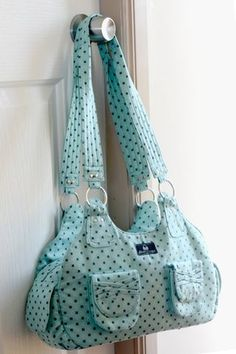 Abigail Bag Pattern by ChrisW Designs