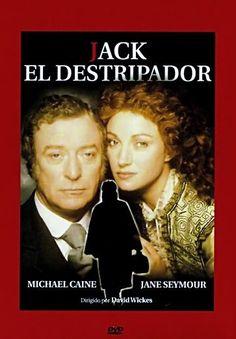 Jack el destripador (1988) Reino Unido. Dir: David Wickes. Suspense. Terror. Prostitución. S.XIX. Baseado en feitos reais - DVD CINE 769