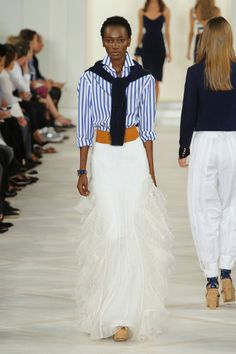 Pin for Later: The 9 Biggest Trends From New York Fashion Week  Ralph Lauren Spring 2016