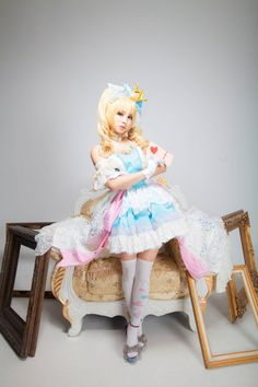 [Arisa] pop'n music Sunny Park: ARISA - Cosplayers' Cure