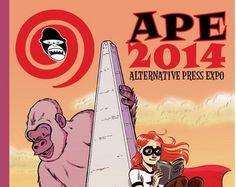 Best comics at APE 2014
