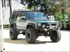 lets see some xj's - Page 11 - JeepForum.com