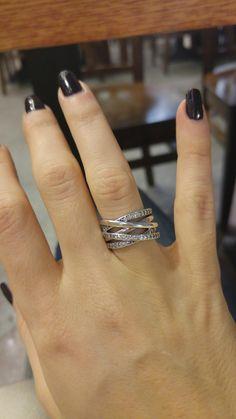 #mypandoragift #pandoraring PANDORA Entwining Silver Rings