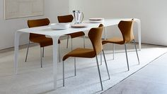 Link dining table from B Italia