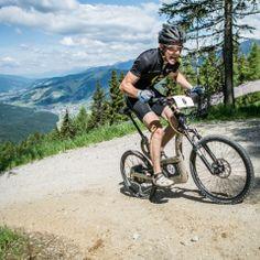 Dolomiten Rennen Armin Kiebacher auf Klever B45 offroad in action  #ebike #pedelec #elektrofahrrad